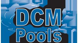 DCM Pools Logo